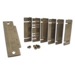 Electric Strike Template Kit, Metal, For 5000 Series Electric Strike