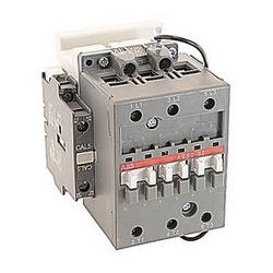 pôle 3, 100 ampères, irréversible sur le contacteur de ligne avec bobine DC 24V et 1 n'et 1 contacts auxiliaires NC