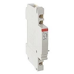 Ne signal de contact et 1 aucun 1 plus NC (module 1/2) pour les disjoncteurs miniatures de S200