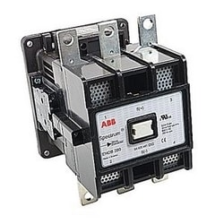 3 pole, 2 NO and 1 NC, plus 1 NO and 1 NC auxiliary contacts, 280 amp, DC drive, dynamic breaking contactor, with a 120V AC coil