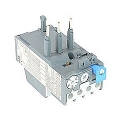 3 pole thermal overload relay with 3.5-5.0 amp setting range
