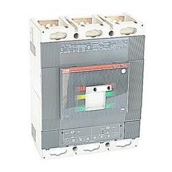 pôle 3, 800 ampères nominale 600V AC/DC, Tmax moulé boîtier disjoncteur avec un dispositif de déclenchement magnétique thermique et 65kA au courant nominal de 480V AC interruption