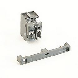 Interverrouillage mécanique et électrique pour les relais de commande, la gauche et la droite NF(Z)