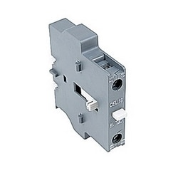 Normally Open auxiliary contact block, low energy microswitch 0.1A
