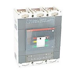 pôle 3, 600 ampères nominale 600V AC/DC, Tmax moulé boîtier disjoncteur avec un dispositif de déclenchement magnétique thermique et 65kA au courant nominal de 480V AC interruption