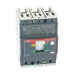 pôle 3, 50 a évalué à 240-480V AC, disjoncteur boîtier moulé de Tmax avec un dispositif de déclenchement magnétique thermique et 65kA au courant nominal de 480V AC interruption