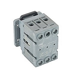 3 pole, 40 amps rated at 600 V AC, UL 508, door mounted open non-fusible disconnect switch