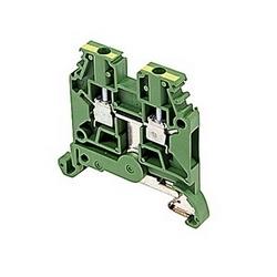 Type D2.5/5.P terminal block separator end section