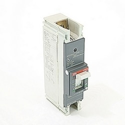 1 pole, 175 amps rated at 240V AC and 125V DC, fixed trip point molded case circuit breaker, with a thermal magnetic trip device and 10kA at 240V AC and 5kA at 125V DC interrupt current rating
