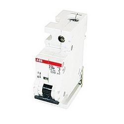 pôle 1, 100 a évalué à 480Y/277 V AC, UL série 1077 disjoncteur miniature avec dispositif de voyage magnéto-thermique, courbe de déclenchement de C et courant nominal de 6kA interruption