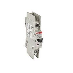 Miniature Circuit Breaker K-Characteristic, 10kA, 1A, 1P, RTT UL 489, Ring Cable Lug