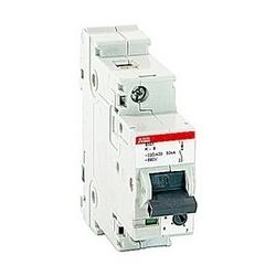 pôle 1 8 ampères nominale de 600Y/277 V AC, UL série 1077 disjoncteur miniature avec dispositif de déclenchement réglable, courbe de déclenchement K et 30kA interruption de courant nominal