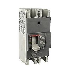 pôle 2, 225 ampères, évalués à 240V AC et DC 250V, voyage point fixé moulé disjoncteur boîtier, avec un dispositif de déclenchement magnétique thermique et 25kA au courant nominal d'AC/DC interruption 240V