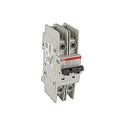 Miniature Circuit Breaker K-caractéristique, 10kA, 5 a 2P, UL RTT 489, anneau Cable Lug