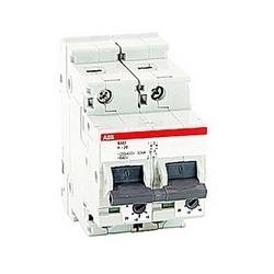 pôle 2, 20 a évalué à 600Y/277 V AC, UL série 1077 disjoncteur miniature avec dispositif de voyage magnéto-thermique, courbe de déclenchement K et courant nominal de l'interruption 30kA