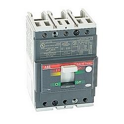 pôle 3, 25 a évalué à 240-480V AC, disjoncteur boîtier moulé de Tmax avec un dispositif de déclenchement magnétique thermique et 35kA au courant nominal de 480V AC interruption