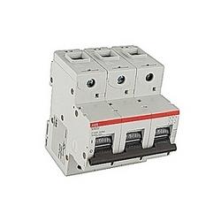 Pôle 3 Z caractéristique 100D 50kA 240/415 V AC Haute Performance disjoncteur DGPSC