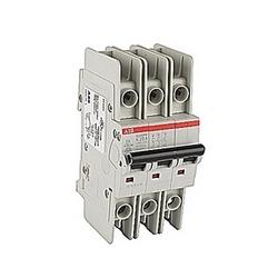 Miniature Circuit Breaker K-Characteristic, 10kA, 20A, 3P, RTT UL 489, Ring Cable Lug