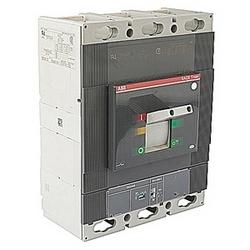 pôle 3, 800 ampères évalué à 600V AC, disjoncteur boîtier moulé de Tmax avec dispositif électronique instantanée voyage seul et 100kA à 480 V AC interruption courant nominal