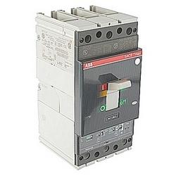 pôle 3, 250 ampères nominale de 600V AC, disjoncteur boîtier moulé de Tmax avec déclencheur électronique et 100kA au courant nominal d'interruption 480 V AC