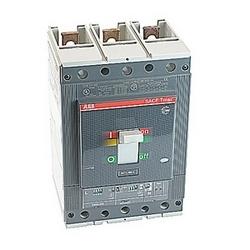 pôle 3, 400 ampères nominale de 600V AC, disjoncteur boîtier moulé de Tmax avec un dispositif de déclenchement électronique et 65kA au courant nominal de 480V AC interruption