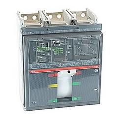 pôle 3, 1200 ampères nominale de 600V AC, disjoncteur affaire Tmax moulé avec un déclencheur électronique, LS / j'ai opération et 65kA à 480V AC interrompre le courant nominal