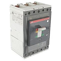 pôle 3, 600 ampères évalué à 600V AC, disjoncteur boîtier moulé de Tmax avec dispositif de déclenchement seul instantané et 100kA à 480 V AC interruption courant nominal