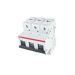 pôle 3, 63 a évalué à 690 V CC, IEC série haute performance disjoncteur avec dispositif de voyage magnéto-thermique, courbe de déclenchement D et courant nominal de l'interruption 50kA