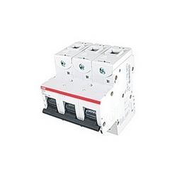 pôle 3, 13 ampères, évalués à 690 V AC, IEC série haute performance disjoncteur avec dispositif de voyage magnéto-thermique, courbe de déclenchement K et courant nominal de l'interruption 50kA