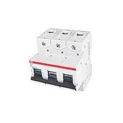 pôle 3, 40 ampères, évalués à 690 V AC, IEC série haute performance disjoncteur avec dispositif de voyage magnéto-thermique, courbe de déclenchement K et courant nominal de l'interruption 50kA