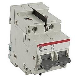 pôle 2, 6 ampères puissance nominale V AC, UL 1077 série disjoncteur miniature avec dispositif de déclenchement réglable, courbe de déclenchement de B et 30kA interruption de courant nominal