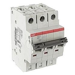 SMISSLN MCB IEC 3P 50A K CURVE