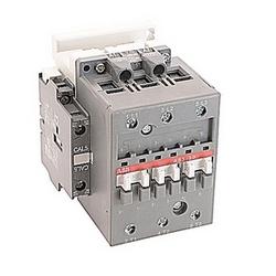 pôle 3, 115 amp, irréversible sur le contacteur de ligne avec bobine AC 480V et 1 n'et 1 contacts auxiliaires NC