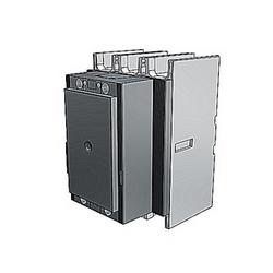 pôle 3, 550 ampères, irréversible sur le contacteur de ligne avec bobine AC/DC 48-130V et 1 n'et 1 contacts auxiliaires NC