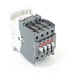 3 pôle, NEMA, amp 27, n'irréversible sur le contacteur de ligne avec bobine AC 230-240V et 1 aucun contact auxiliaire