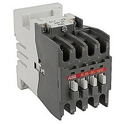 amp 40 DC ne contrôlé 3 bague langue contacteur avec une bobine de DC 24V et 1 aucun contact auxiliaire