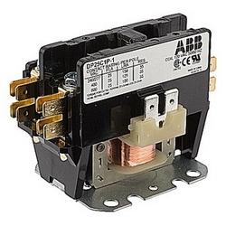 25 amp, 1 pole, non-reversing definite purpose contactor with 120V AC coil