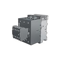 pôle 3, 125 amp, irréversible sur le contacteur de ligne avec bobine AC 110-120V et 2 n'et 2 contacts auxiliaires NC