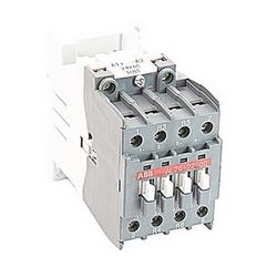 pôle 4, 45 amp, irréversible sur le contacteur de ligne avec bobine DC 24V et sans contacts auxiliaires