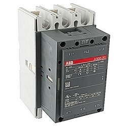 3 pole, 400 ballast amp rating, electrically held non-reversing lighting contactor with 240V AC coil