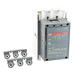 pôle 3, 400 ampères, irréversible sur le contacteur de ligne avec bobine AC 110-120V et sans contacts auxiliaires