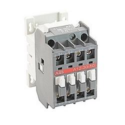pôle 3, 27 amp, n'irréversible sur le contacteur de ligne avec bobine AC 208V et 1 aucun contact auxiliaire