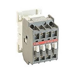 pôle 3, 30 amp, n'irréversible sur le contacteur de ligne avec bobine AC 277V et 1 aucun contact auxiliaire