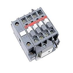 pôle 3, 25 ampères, irréversible sur le contacteur de ligne avec bobine DC 48V et 1 n'et 1 contacts auxiliaires NC