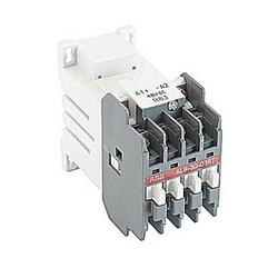 pôle 3, 21 ampère, irréversible sur le contacteur de ligne avec bobine DC 48V, 1 contact auxiliaire NF et bague langue connection