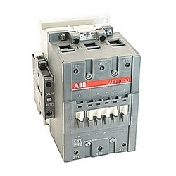 3 pole, 150 amp, non-reversing across the line contactor with 20-60V DC coil with 1 NO and 1 NC auxiliary contacts