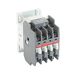 anneau de pôle 21 3 amp AC contrôlée ne langue contacteur avec une bobine de AC 208V et 1 aucun contact auxiliaire