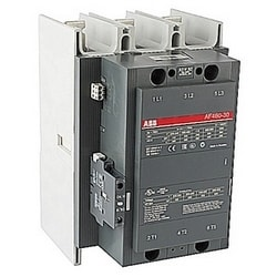 3 pole, plus 1 NO and 1 NC auxiliary contact, 650 amp, non-reversing contactor, 48-130 V AC/DC coil