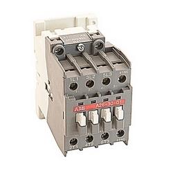 pôle 3, 45 amp, irréversible sur le contacteur de ligne avec bobine AC 24V et 1 contact auxiliaire NF