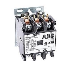pôle 3 amp 60, contacteur de fin définitive, irréversible, bobine AC 480V, plaque de montage standard de l'industrie